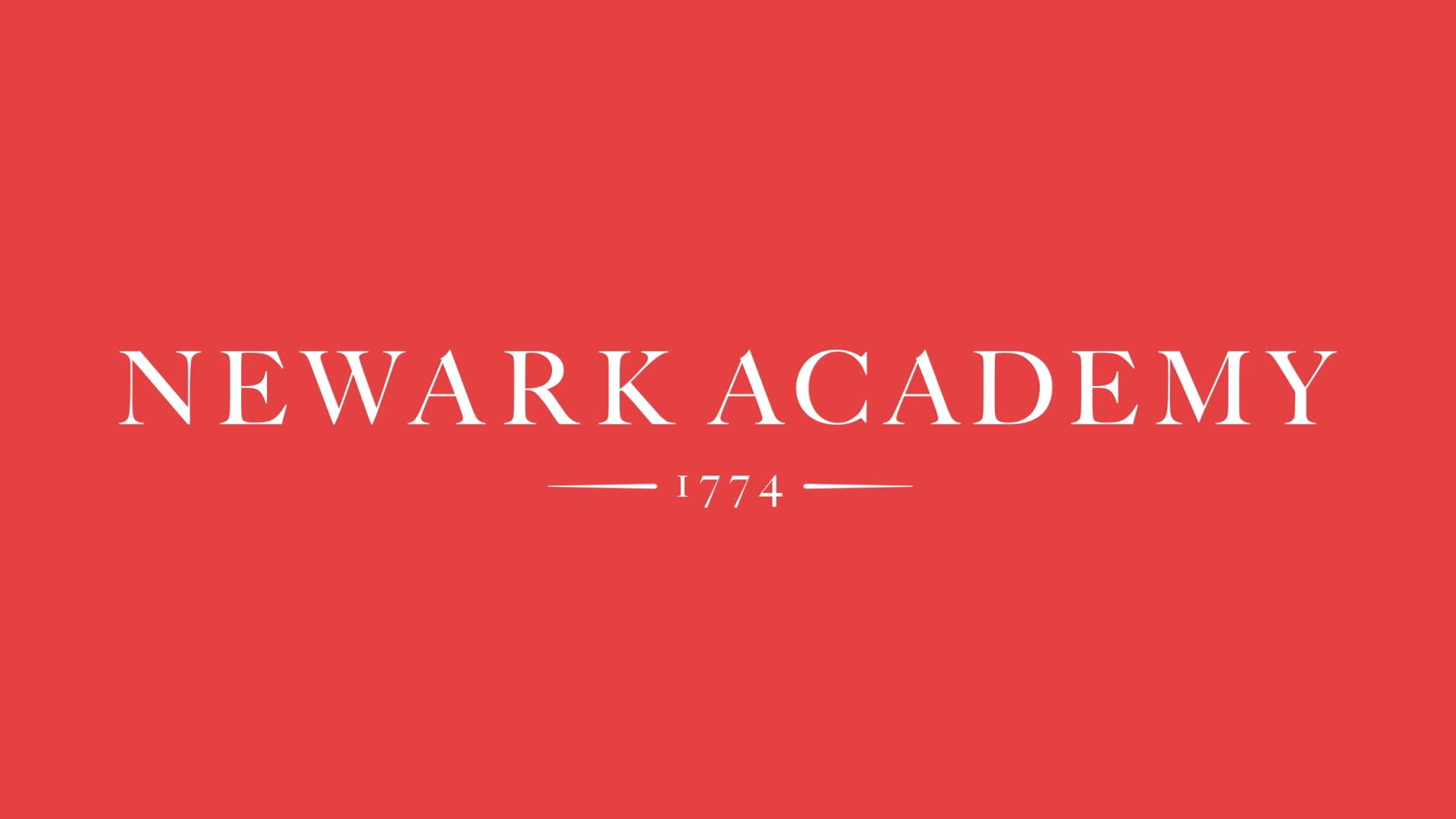 Newark Academy Explainer