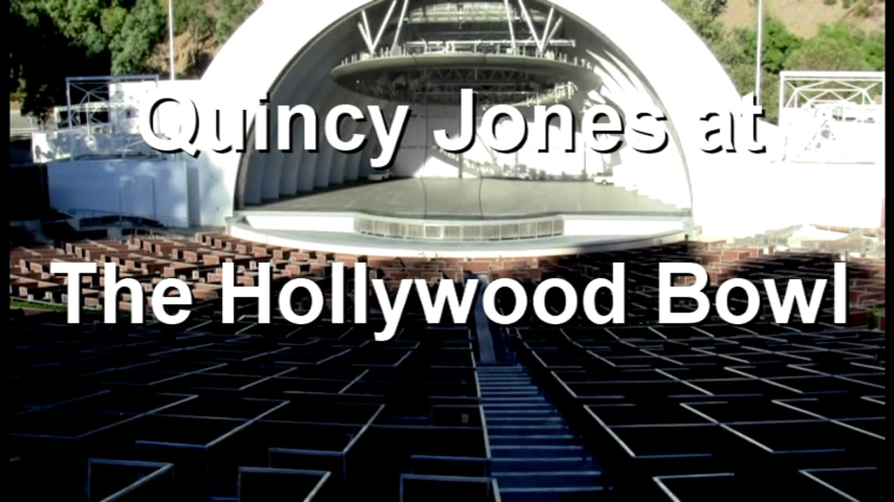 Quincy Jones Live at the Hollywood Bowl