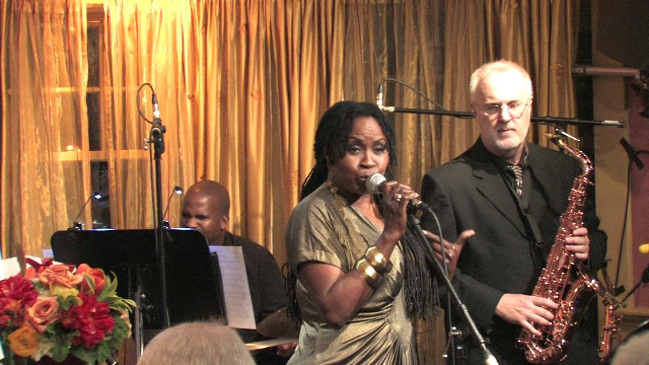 Tom Scott and Paulette McWilliams