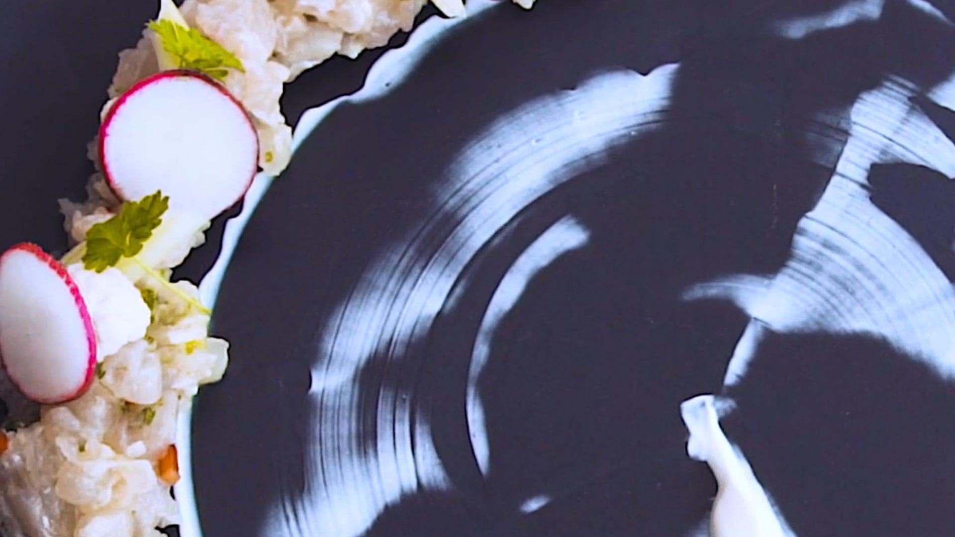 BORNOFFI X ART CUISINE COLLAB // WHEN ART MEETS FINE CUISINE