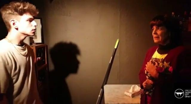 Borja Arrieta - Micro Teatro
