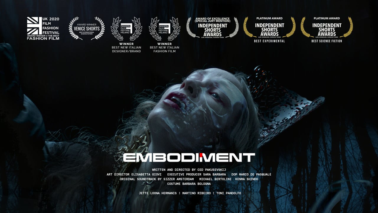 Embodiment - Fullscream - Barbara Bologna