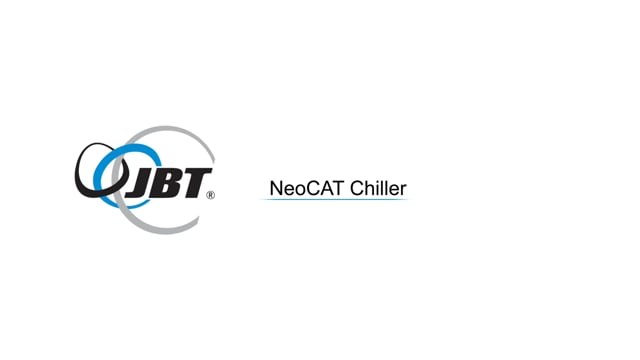 JBT C.A.T. - NEOCAT Chiller