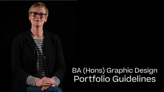 Graphic Design Portfolio Guide 2021