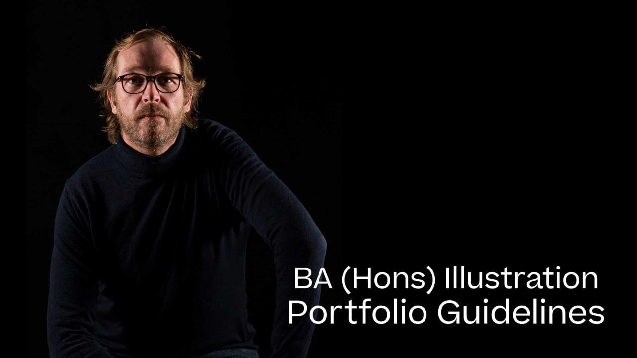 Illustration Portfolio Guide 2021