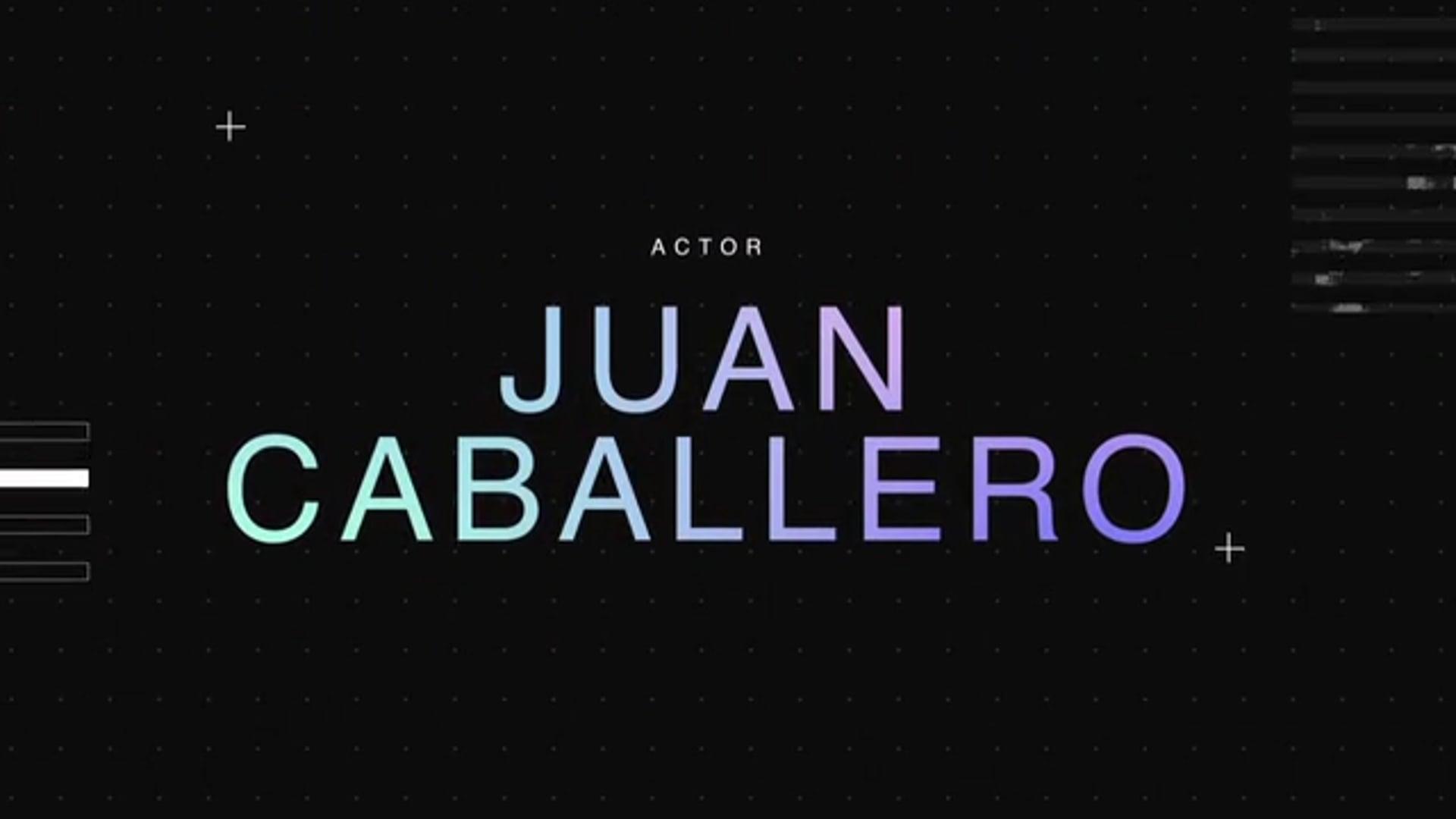 Juan caballero Videobook 2021