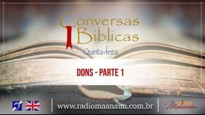 Conversas Biblícas