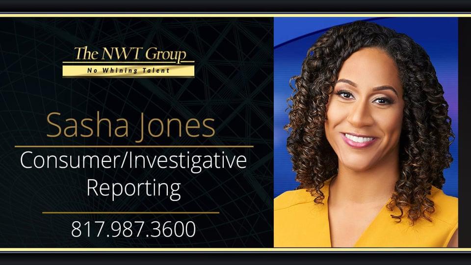 Consumer/Investigative Reporting