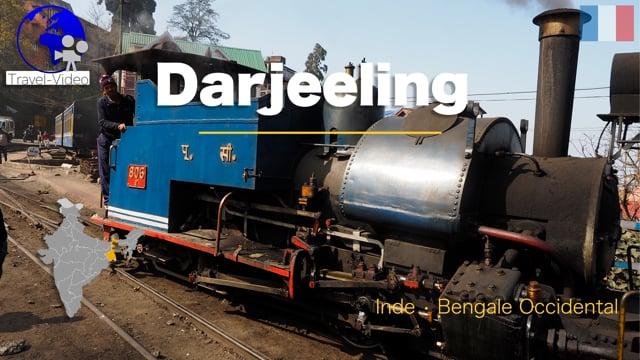Darjeeling • Bengale Occidental, Inde (FR)
