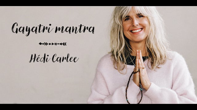 Zing mee met de Gayatri mantra