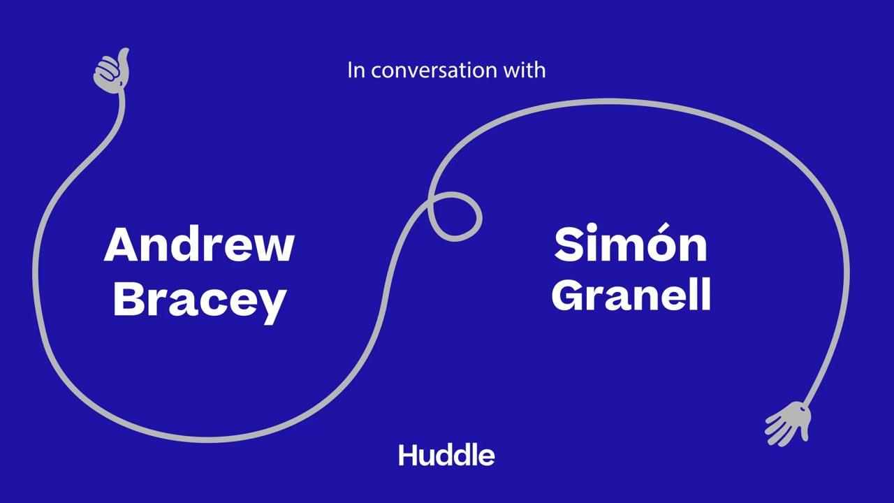 Huddle: Andrew Bracey