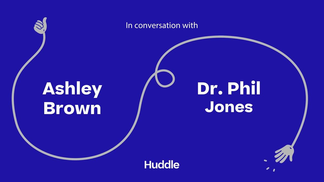 Huddle: Ashley Brown
