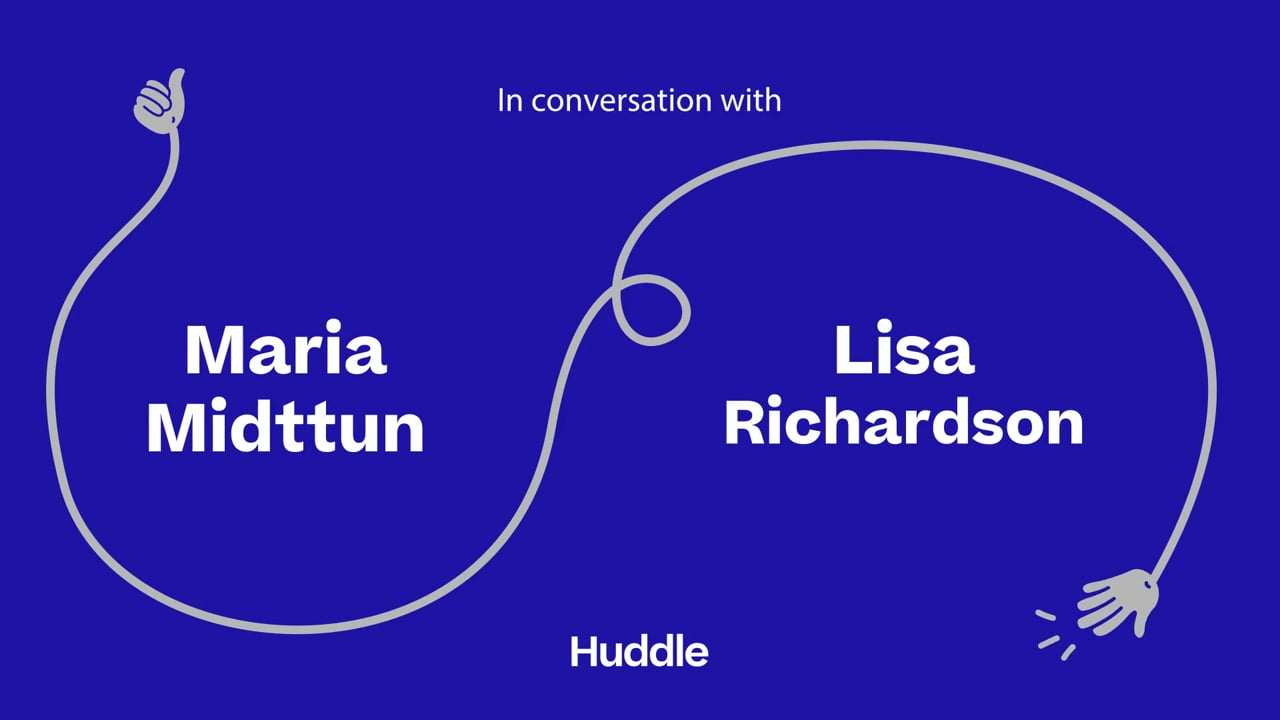 Huddle: Maria Midttun