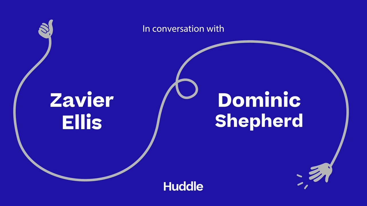 Huddle: Zavier Ellis