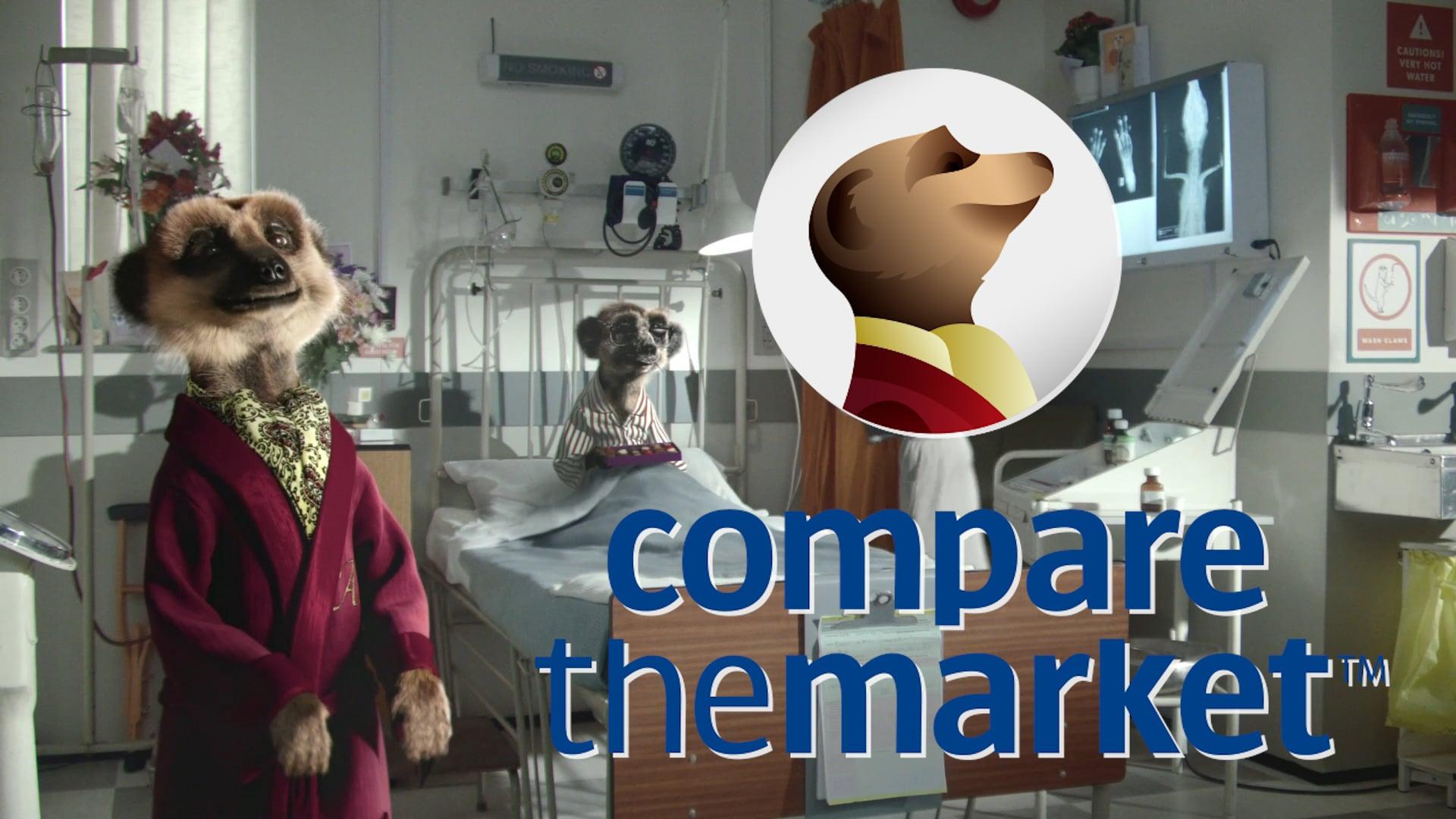 Compare The Market - Sick Sergei 40s Commercial