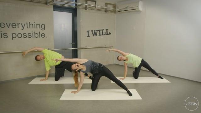 Yoga #33 Ladder Flow