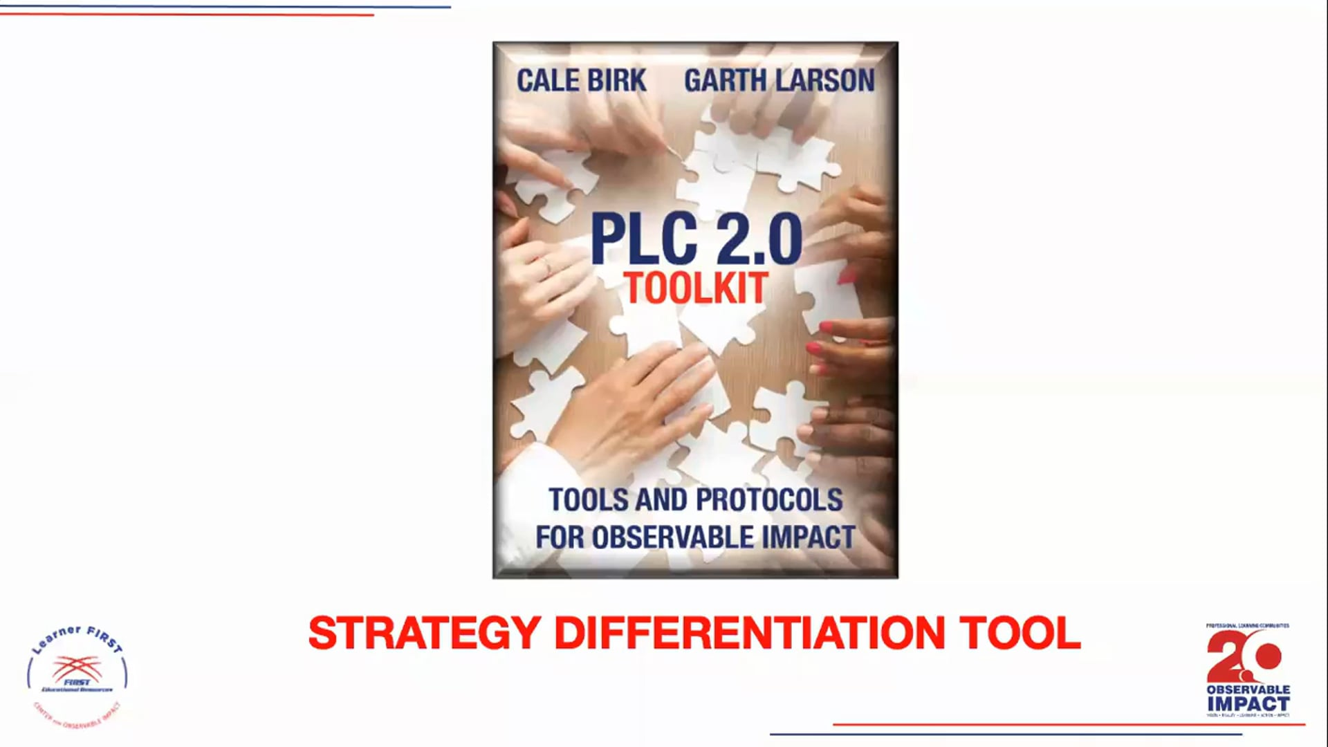 PLC 2.0 - Strategy Differentiation Tool