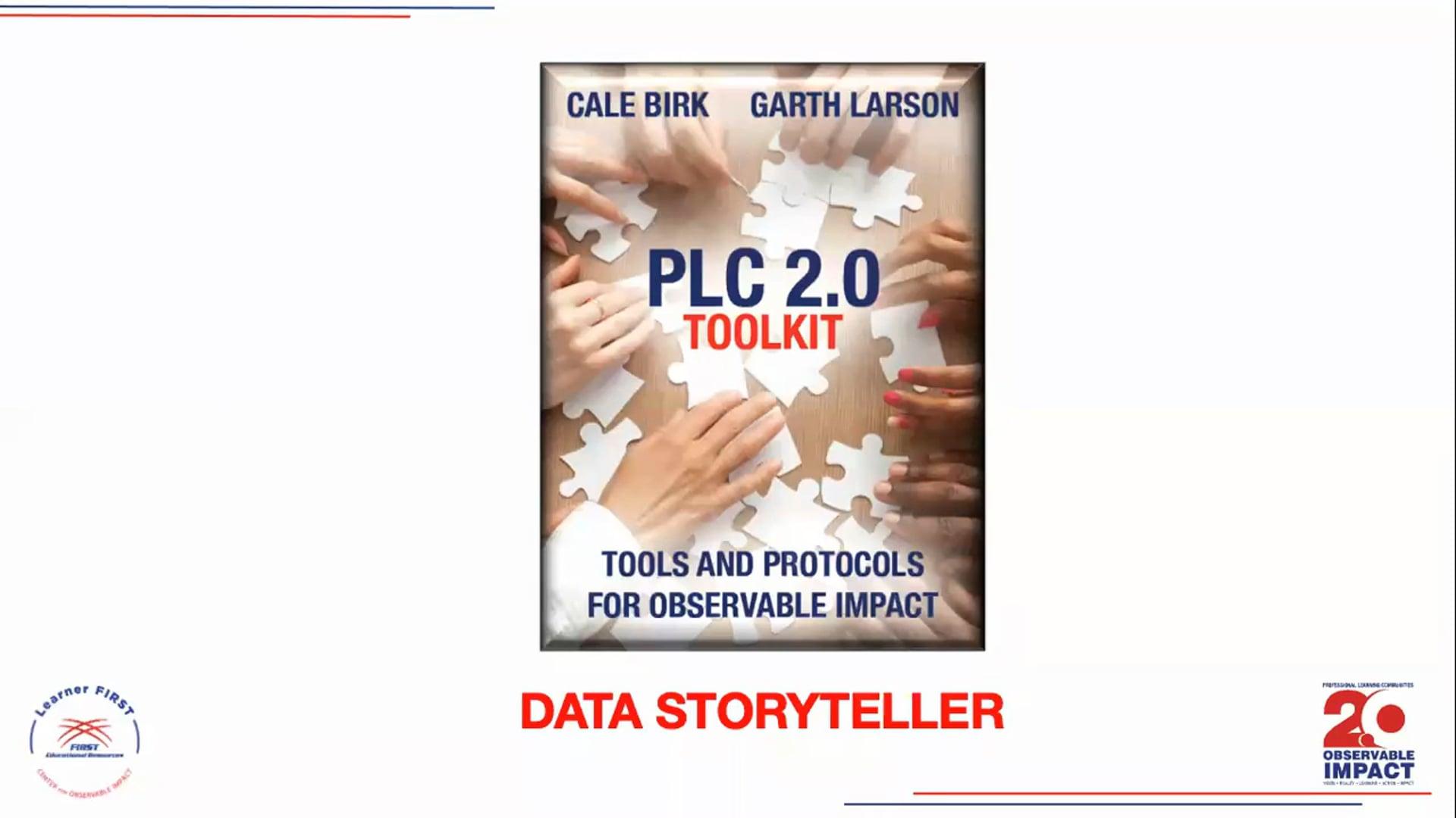 PLC 2.0 - Data Storyteller