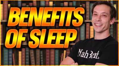 Why Is Sleep So Important? - Extra Energy Ep.14