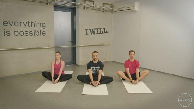 Pilates #25 Flexibility