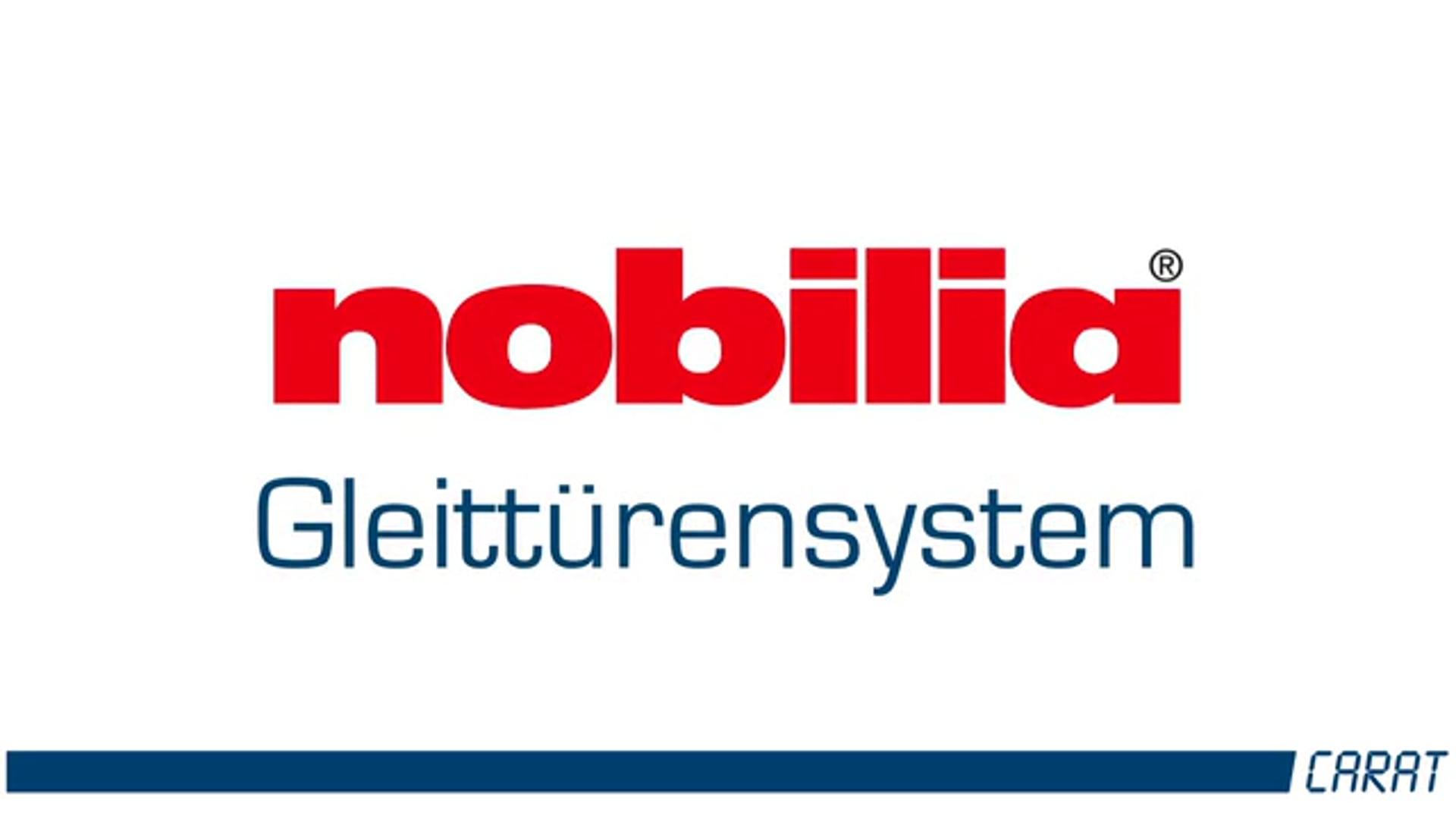 Nobilia Gleittüren
