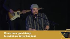 YEC 2021 Session 3 Worship | SBCV