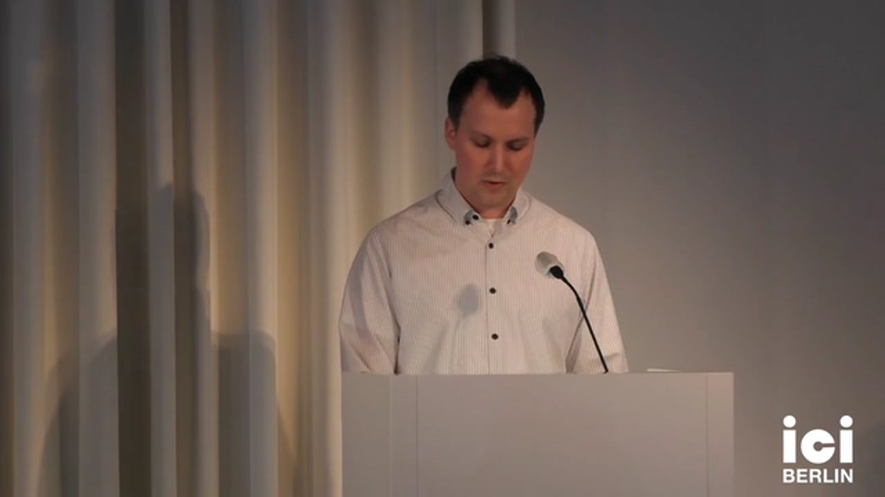Introduction by Ben Nichols