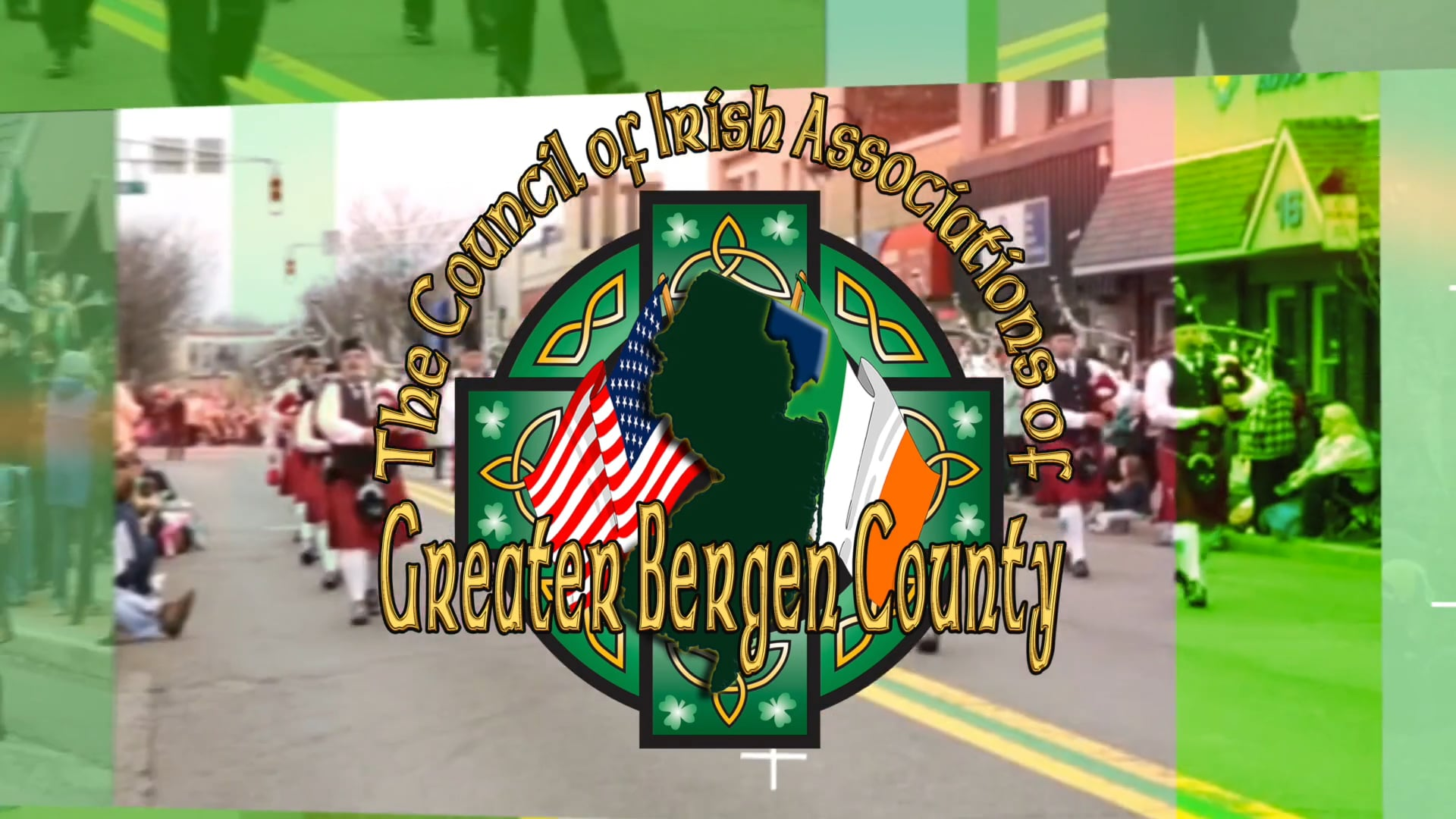Bergen County Virtual St. Patrick's Day Parade Promo - 2021