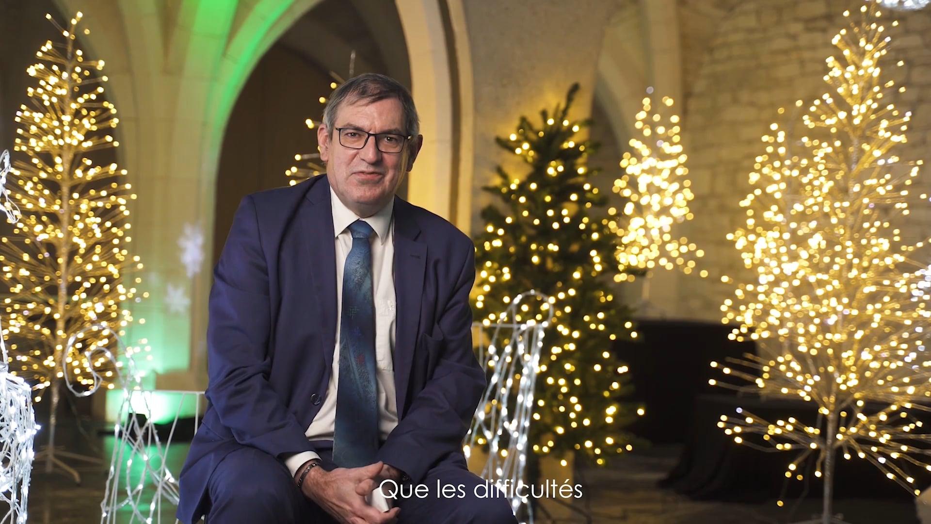 Vœux 2021 - Saint Julien les Villas