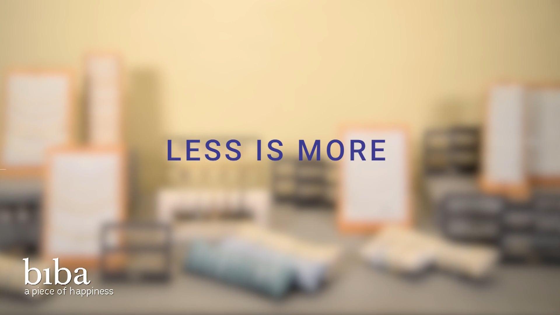 Biba Less is More SS21