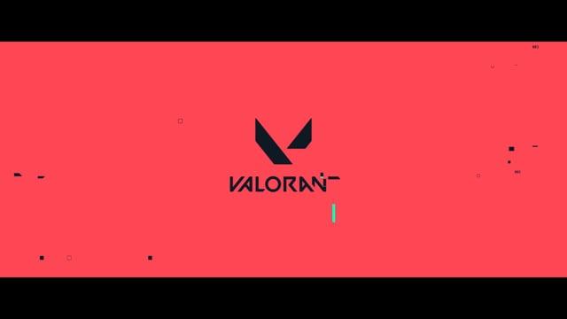 【WEB】VALORANT YORU TeaserMovie