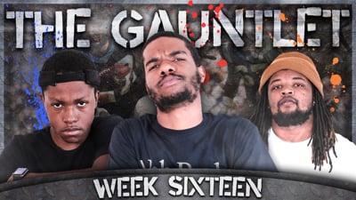 The Madden Beef Week 16 Gauntlet!