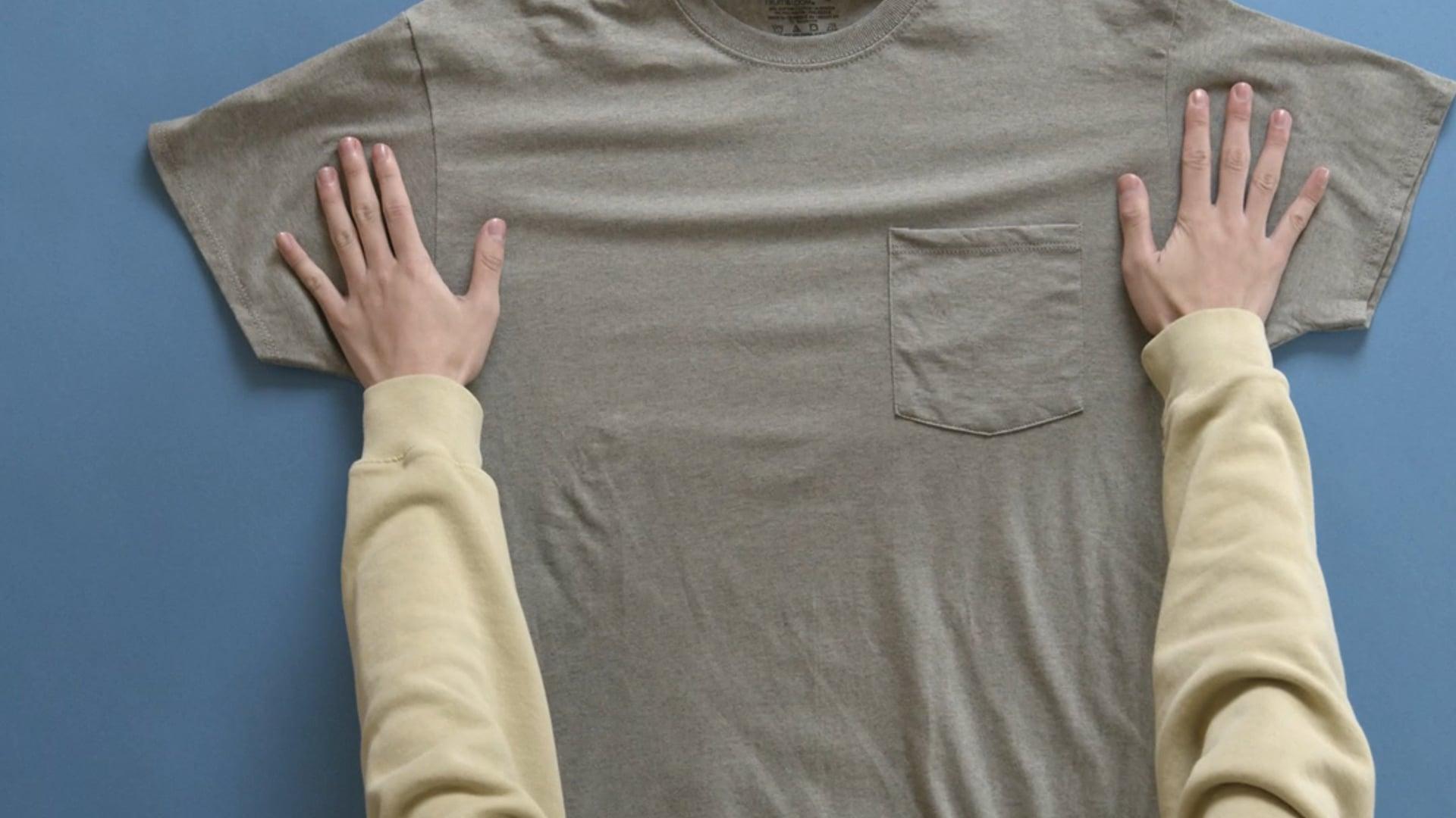 """HGTV """"Folding Clothes"""""""