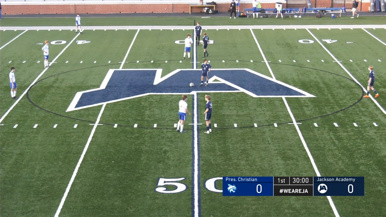 JV Boys Soccer vs PCS - 01-28-21