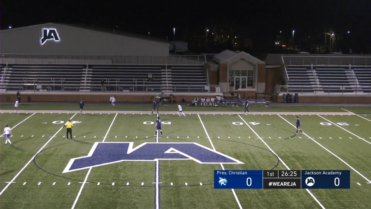 Varsity Boys Soccer vs PCS - 01.28.21