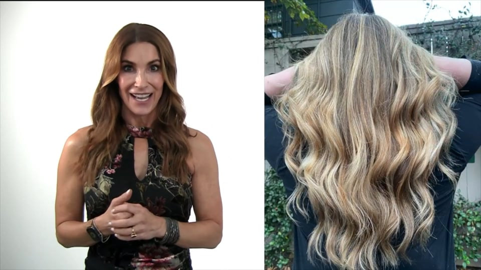 The Gift of Great Hair on Great Day Houston