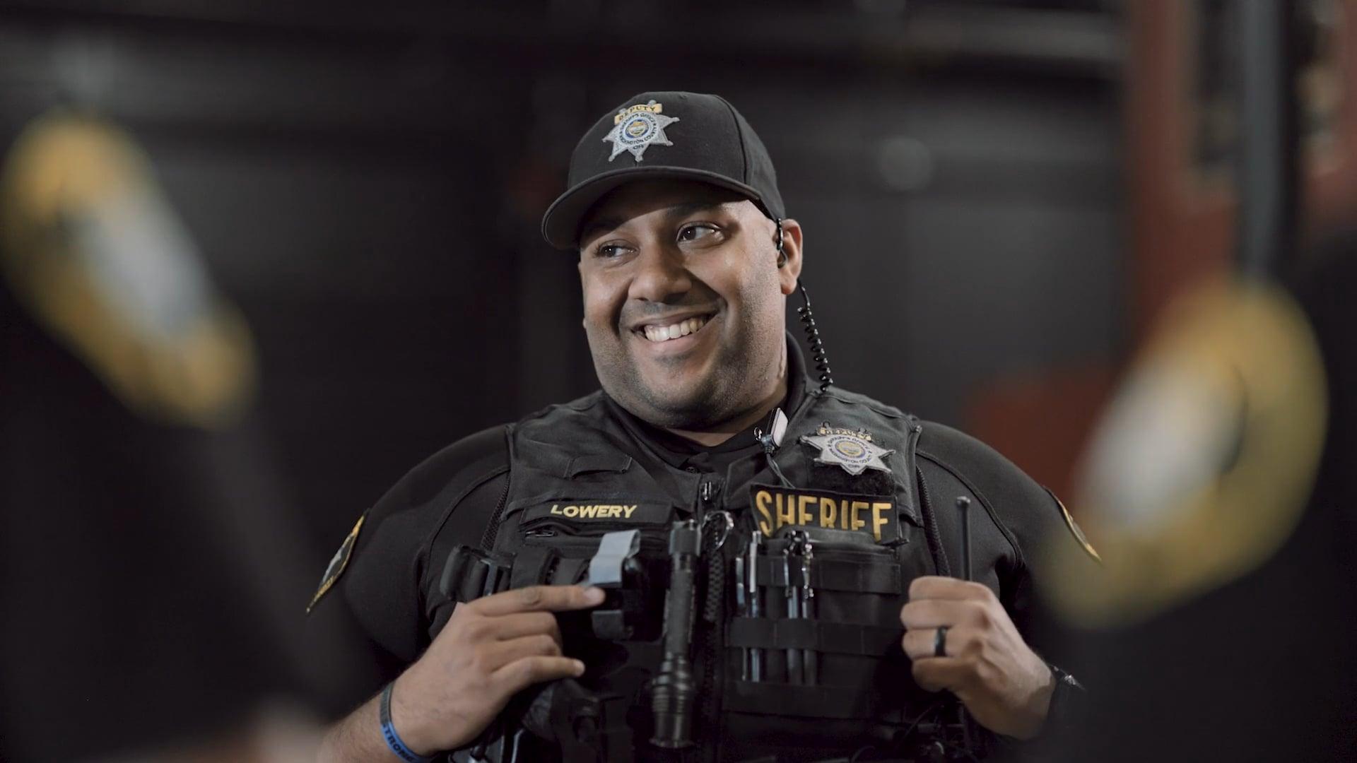WASHINGTON COUNTY SHERIFF'S OFFICE -  TRAINING CENTER