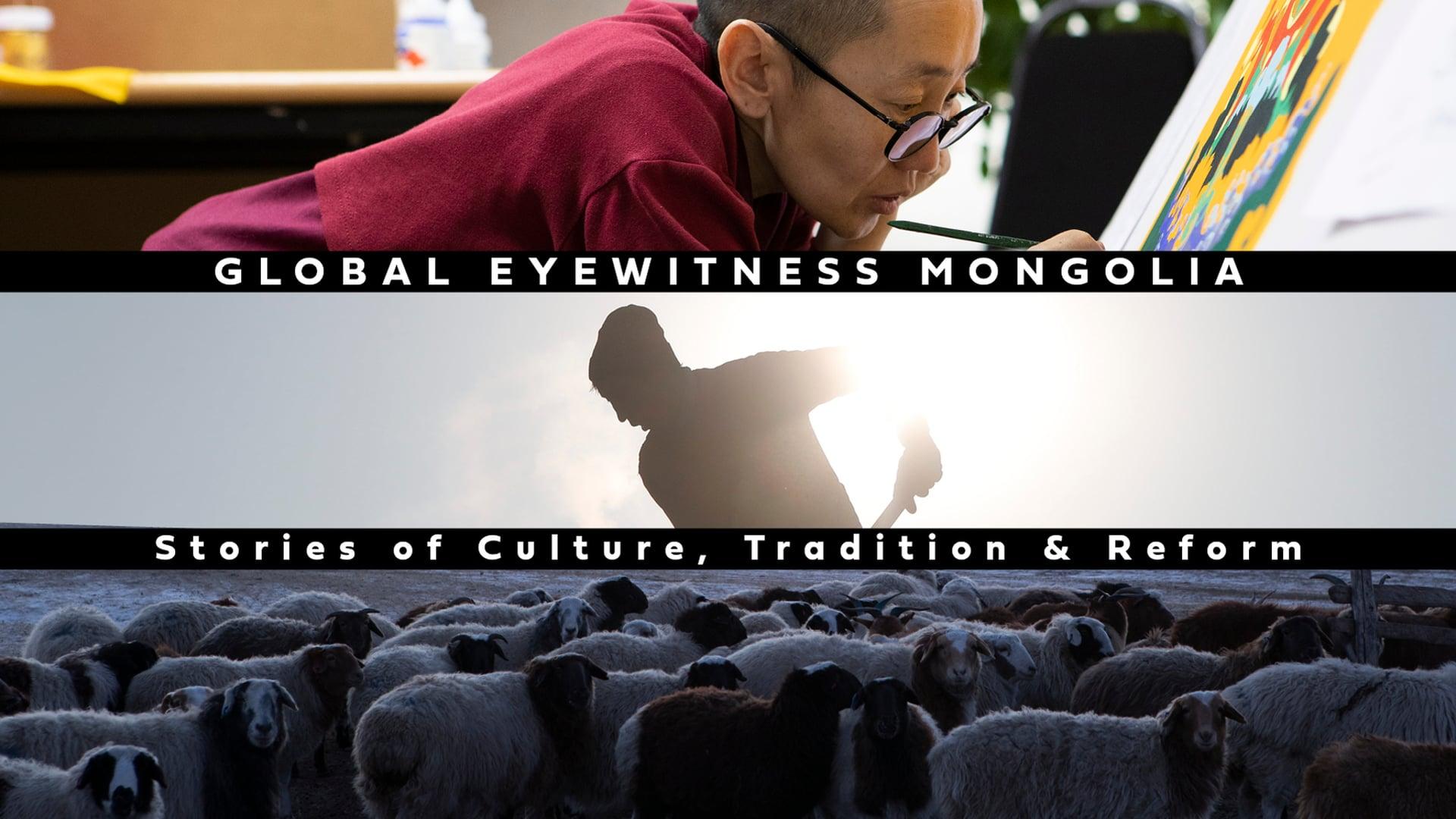 Global Eyewitness Mongolia Intro