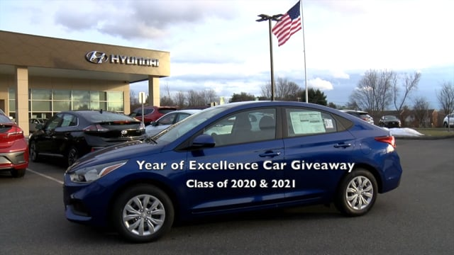 """Gary Rome """"2020 & 2021 Year of Excellence Car Giveaway"""