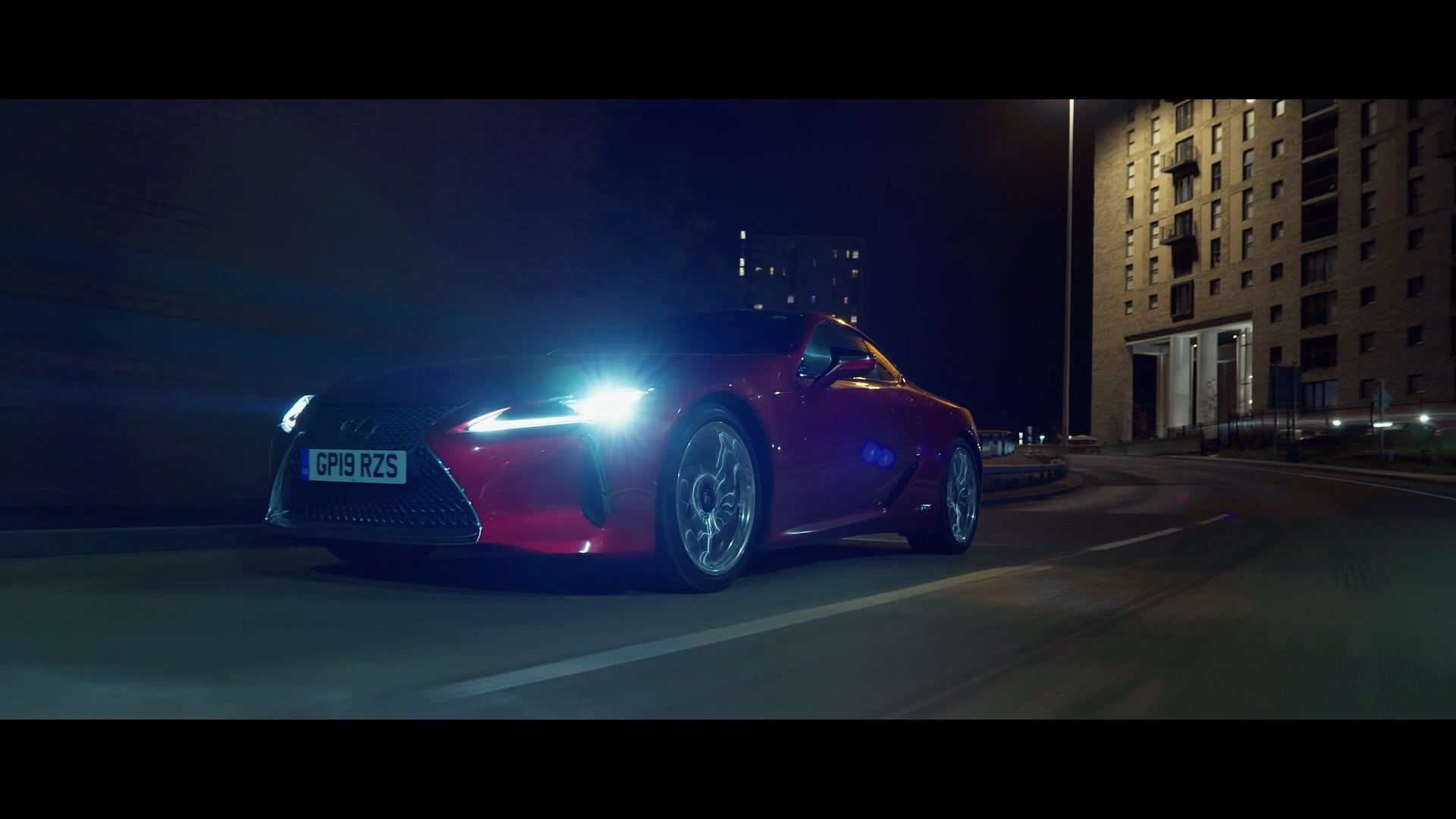 Night Shift For Panasonic UK