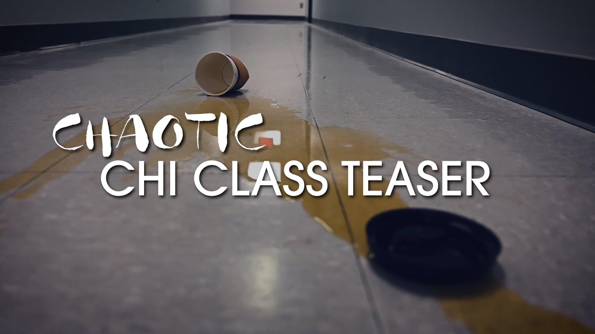 Sigma Psi Zeta - Chi Class Teaser