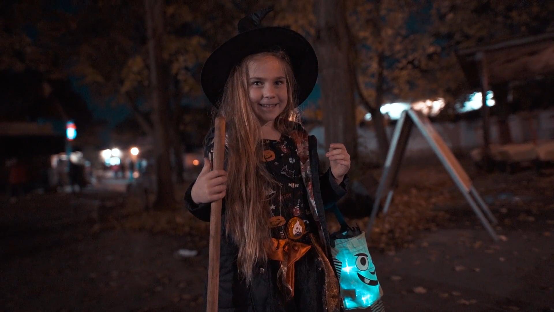 Halloween a Debreceni Vidámparkban