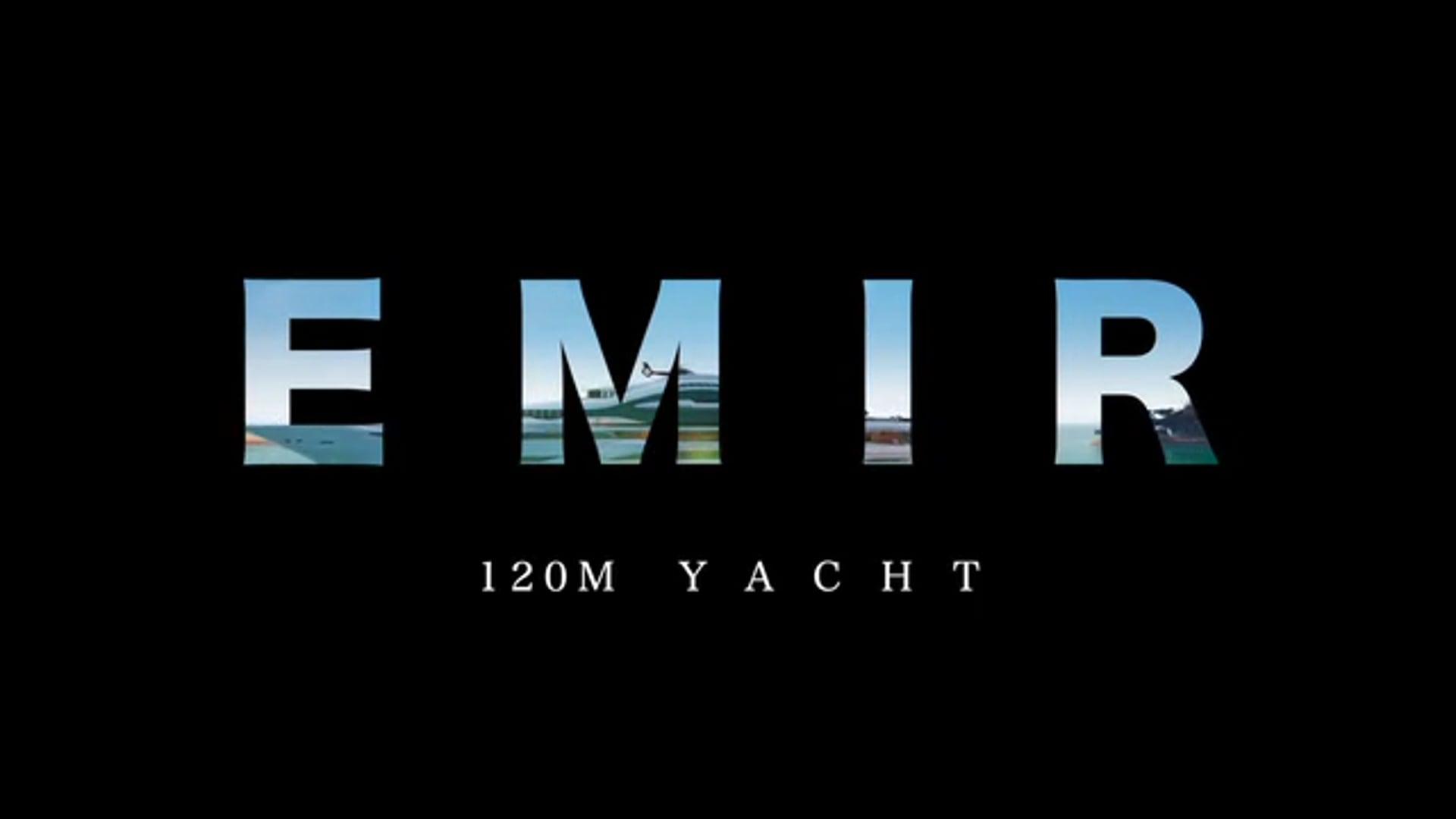 Superyacht Emir