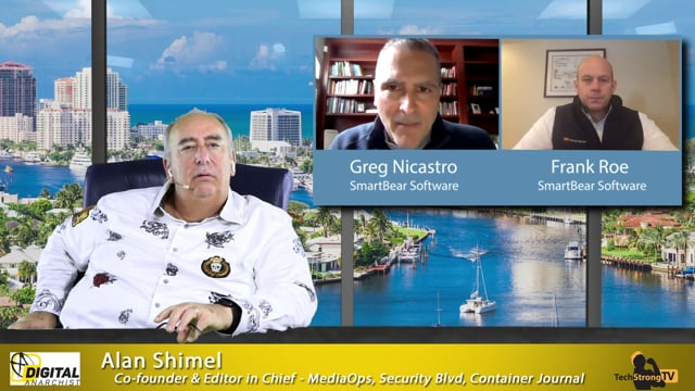 Frank Roe and Greg Nicastro-TechStrong TV