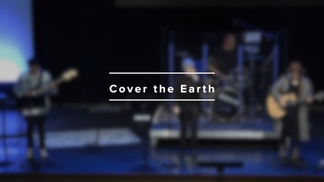 Cover the Earth - Live Stream