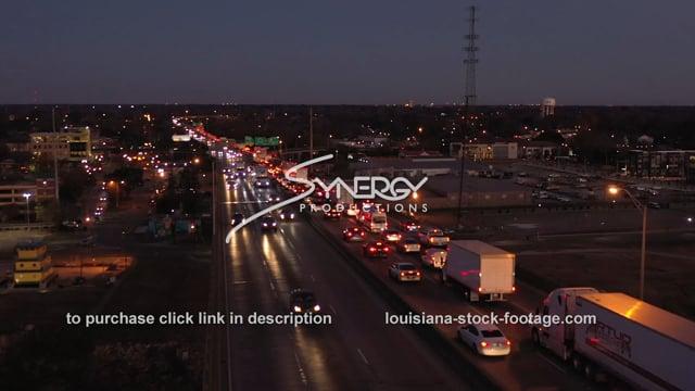 2532 interstate 10 Baton Rouge bridge traffic