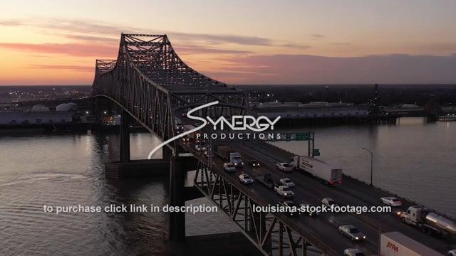 2537 epic view interstate 10 bridge over Mississippi River
