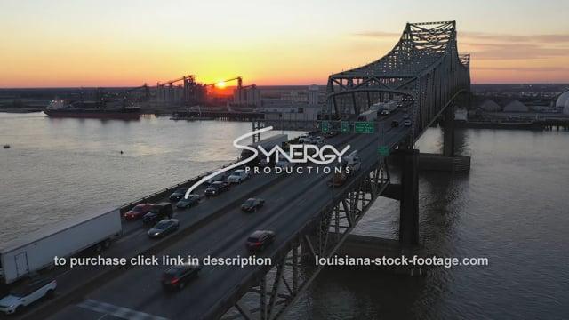 2542 Baton Rouge traffic congestion interstate 10