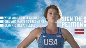 "Let Women Decathlon ""11 Things"""