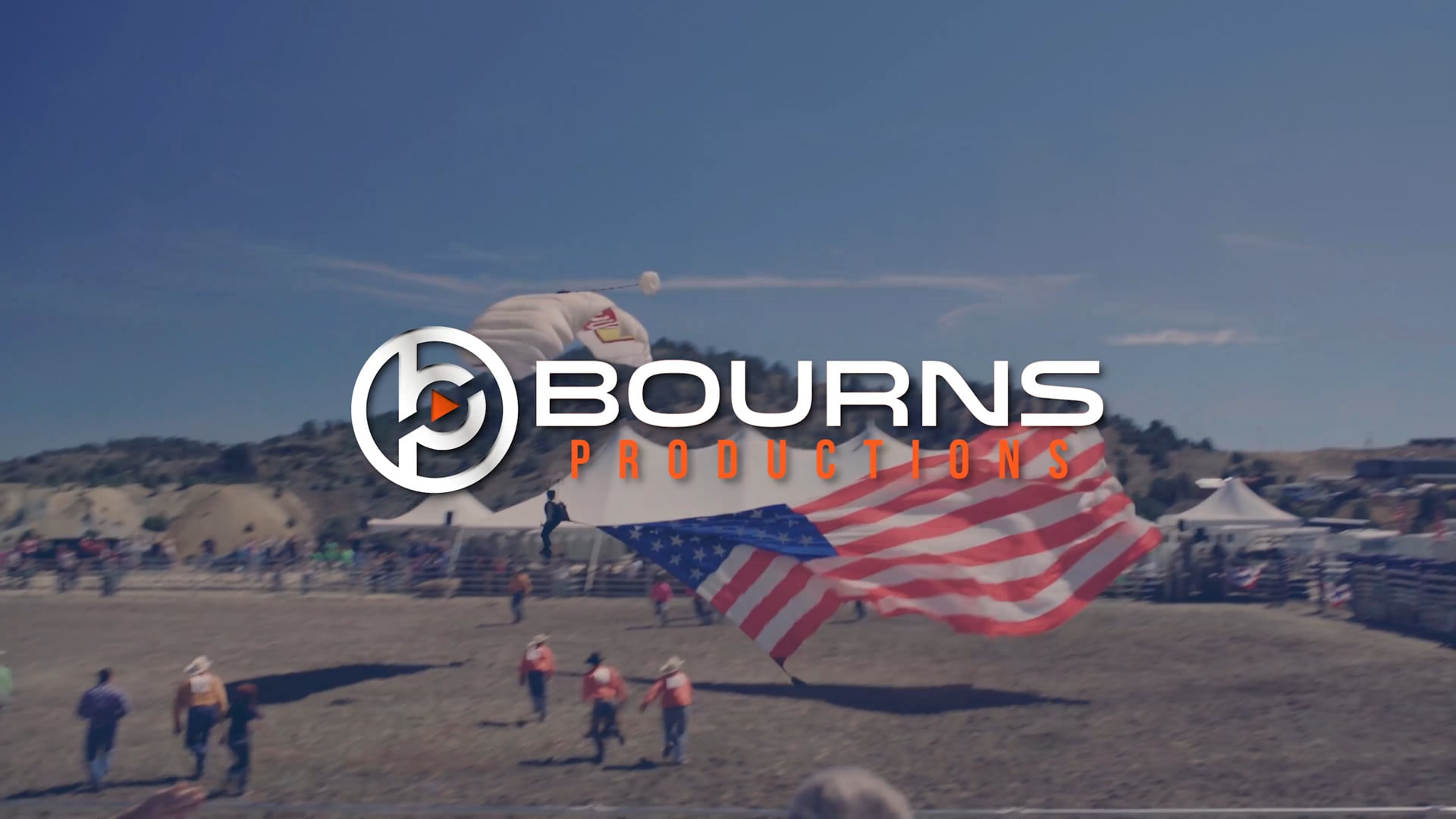"""Bourns Productions """"Event Filming"""" Demo Reel"""